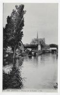 AMIENS - N° 150 - PAYSAGE SUR LA SOMME - CPA NON VOYAGEE - Amiens