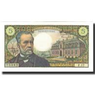 France, 5 Francs, 5 F 1966-1970 ''Pasteur'', 1966-07-07, NEUF, Fayette:61.2 - 5 F 1966-1970 ''Pasteur''
