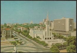 Postal Moçambique Portugal - Lourenço Marques - Catedral Nossa Senhora Da Conceição - CPA - Postcard - Mozambique