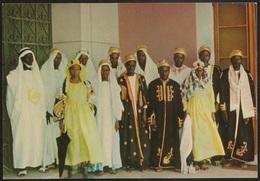 Postal Guiné Portugal - Guiné Portuguesa - Grupo De Chefes Religiosos Dos Islamizados (Aladjes) - CPA - Postcard - Guinea-Bissau