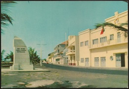 Postal Guiné Portugal - Guiné Portuguesa - Avenida Marginal - CPA - Postcard - Guinea-Bissau