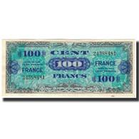 France, 100 Francs, 1945 Verso France, 1945, SUP+, Fayette:VF25.1, KM:123a - Treasury