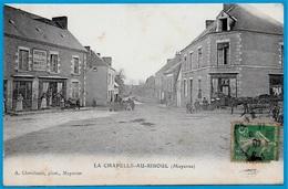 CPA 53 LA CHAPELLE-au-RIBOUL Mayenne ° A. Chevrinais Phot. - Autres Communes