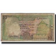 Billet, Sri Lanka, 10 Rupees, 1990-04-05, KM:96e, B - Sri Lanka