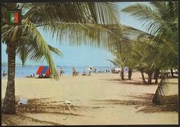 Postal Angola Portugal - Lobito - Praia Da Restinga - CPA - Postcard - Angola