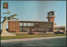 Postal Angola Portugal - Lobito - Aeroporto - Aerogare - CPA - Postcard - Angola
