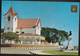 Postal Angola Portugal - Lobito - Capela De Nossa Senhora Da Arrábida - CPA - Postcard - Angola