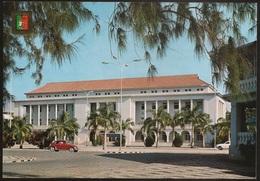 Postal Angola Portugal - Lobito - Edificio Dos Paços Do Conselho - CPA - Postcard - Angola