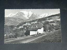 COMBLOUX    1950 /    VUE    ........  EDITEUR - Combloux