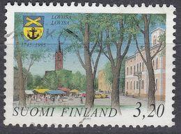 FINLAND - 1995 - Yvert 1270, Usato. - Finlande