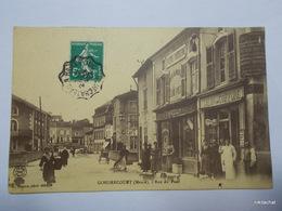 GONDRECOURT-Rue Du Pont-Commerces - Gondrecourt Le Chateau