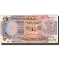 Billet, Inde, 50 Rupees, 1978, KM:84f, TTB - India