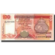 Billet, Sri Lanka, 100 Rupees, 1995-11-15, KM:111a, SPL - Sri Lanka