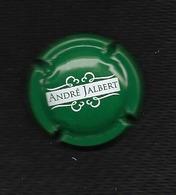 CAPSULE De CIDRE : ANDRE JALBERT VERTE / TBE - Capsules