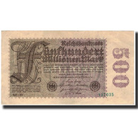 Billet, Allemagne, 500 Millionen Mark, 1923-09-01, KM:110f, SUP - [ 3] 1918-1933 : Repubblica  Di Weimar
