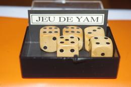 JEU MINIATURE LE YAM / MARC VIDAL FRANCE - Group Games, Parlour Games