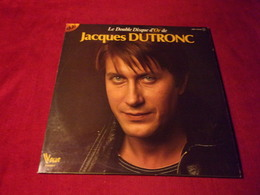 JACQUES  DUTRONC  °  LE DOUBLE DISQUE D'OR  / ALBUM  DOUBLE  24 TITRES - Other - French Music