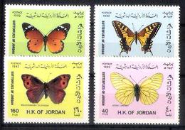 783  Papillons - Butterflies - Jordanie - MNH - 1,85 - Papillons