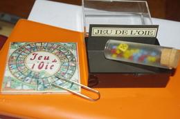 JEU MINIATURE JEU DE L'OIE / MARC VIDAL FRANCE - Group Games, Parlour Games