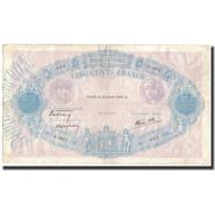 France, 500 Francs, 500 F 1888-1940 ''Bleu Et Rose'', 1939-07-13, TTB - 1871-1952 Anciens Francs Circulés Au XXème