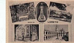Saluti Da Loreto -  Non Inviato - Ancona