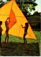 JEUNES ANNEES Magazine 1977 CERF VOLANTS à Découper LE GOEMON - Books, Magazines, Comics