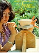 JEUNES ANNEES Magazine 1978 Construction Carton MOULIN A VENT Et BRICOLAGE - Books, Magazines, Comics
