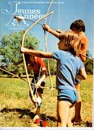 JEUNES ANNEES Magazine 1977 Construction ARBALETES ARCS BATEAU à VOILES BOTTER HOLLANDAIS - Books, Magazines, Comics
