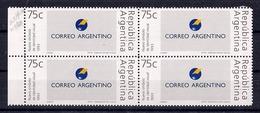Argentina - 1994 - Nouveau Symbole De L'identité Visuelle Du Courrier Argentin.- MNH - Argentina