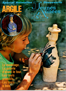 JEUNES ANNEES SPECIAL POTERIE ARGILE 1977 SANTONS SIFFLETS - Books, Magazines, Comics