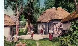 Type De Vue De L'Ukraine - Union Soviétique - Village - Animée - Ukraine
