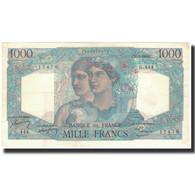 France, 1000 Francs, 1 000 F 1945-1950 ''Minerve Et Hercule'', 1948-05-27, TTB+ - 1871-1952 Antichi Franchi Circolanti Nel XX Secolo