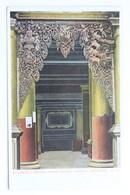 Burmese Carving, Shwe Dagon Pagoda, Rangoon, Myanmar / Burma - Myanmar (Burma)
