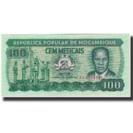 Billet, Mozambique, 100 Meticais, 1983-06-16, KM:130a, NEUF - Mozambique