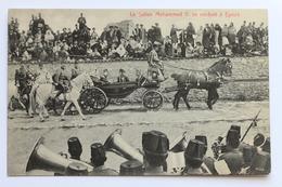 Le Sultan Mohammed V. Se Rendant A Eyoub, Turquie Turkey, 1912 - Turkey