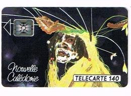 Nouvelle Caledonie Telecarte Phonecard Lpublique Homme Ile Des Pins RARE NC 8 SC4 TBe RRRRR - New Caledonia