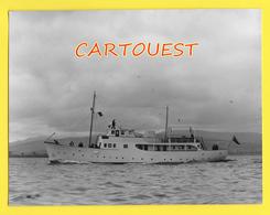 Photographie By A. T. KELLY & CO LTD  GLASGOW YACHT MAUREEN MHCR 21.50 Cm / 16.16 Cm - Barche