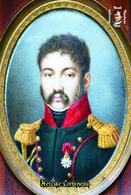Carte Postale, Célébrités, Napoleon, French Commanders Of Napoleonic Wars, Hercule Corbineau - Politieke En Militaire Mannen