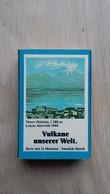 Zündholzschachtel Mit Einem Vulkan (Vesuv) Von ZÜNDIS Aus Deutschland - Zündholzschachteln