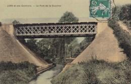 CPA Lens Et Ses Environs, Le Pont De La Souchez (pk47432) - Lens