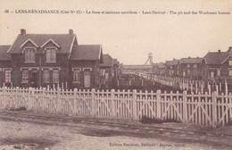 CPA Lens Renaissance, Cité N°11, La Fosse Et Maisons Ouvrières (pk47433) - Lens