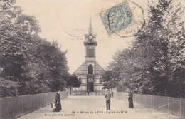 CPA Mines De Lens, Eglise Du Cité N° 8 (pk47436) - Lens