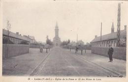 CPA Lens, Eglise De La Fosse N° 12 Des Mines De Lens (pk47440) - Lens