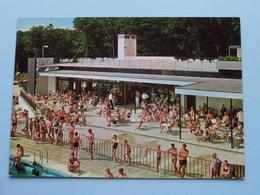 Park Van Brasschaat - Sport En Recreatiecentrum CAFETARIA - RESTAURANT () Anno 19?? ( Zie Foto Voor Details ) ! - Brasschaat