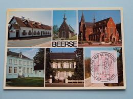 Groeten Uit BEERSE ( Daneels ) Anno 19?? ( Zie Foto Voor Details ) ! - Beerse