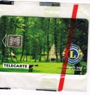 Nouvelle Caledonie Telecarte Phonecard Prive   Carte Cote 140 Euro NC14  Case Maison Kanak Cocotier Neuve BE - New Caledonia