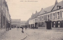 CPA Lens, Rue Edouard Froissart (pk47451) - Lens