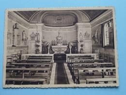 Kostschool Onze Lieve Vrouw Presentatie KAPEL ( Thill ) Anno 19?? ( Zie Foto Voor Details ) ! - Bornem