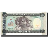 Billet, Eritrea, 5 Nakfa, 1997-05-24, KM:2, NEUF - Erythrée