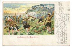 MILITÄR Die Engländer Bei MAGERSFONTEIN 1899 Gel. 1900 N. Thun Switzerland - Afrique Du Sud